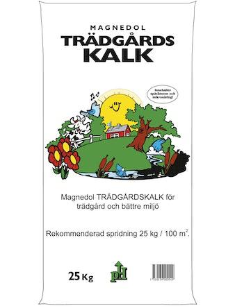 Trädgårdskalk Finkrossad 25Kg