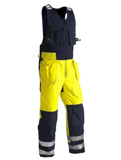 TALVIAVOHAALARI BLÅKLÄDER HIGHVIS 850419773389 KELTAINEN/MARIININSININEN C58