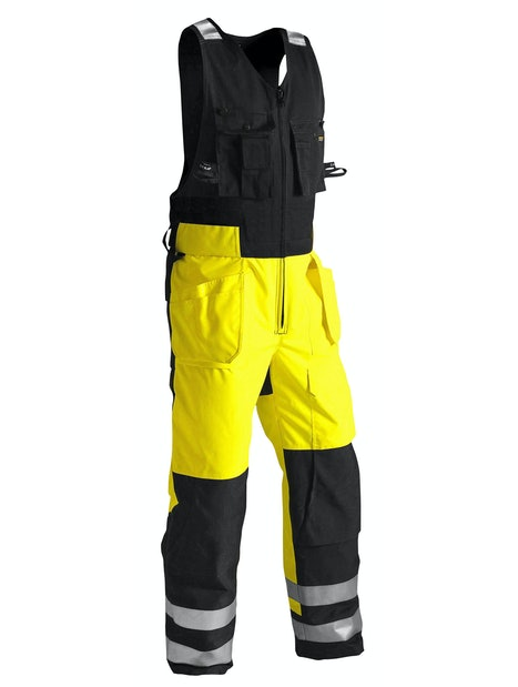 TALVIAVOHAALARI BLÅKLÄDER HIGHVIS 850419773399 KELTAINEN/MUSTA KOKO C62