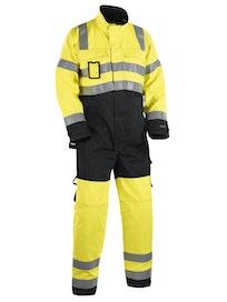 HAALARI BLÅKLÄDER HIGHVIS 637318043399 KELTAINEN/MUSTA
