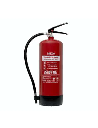 Brandsläckare Nexa 13426 6 Kg Pulver 55A