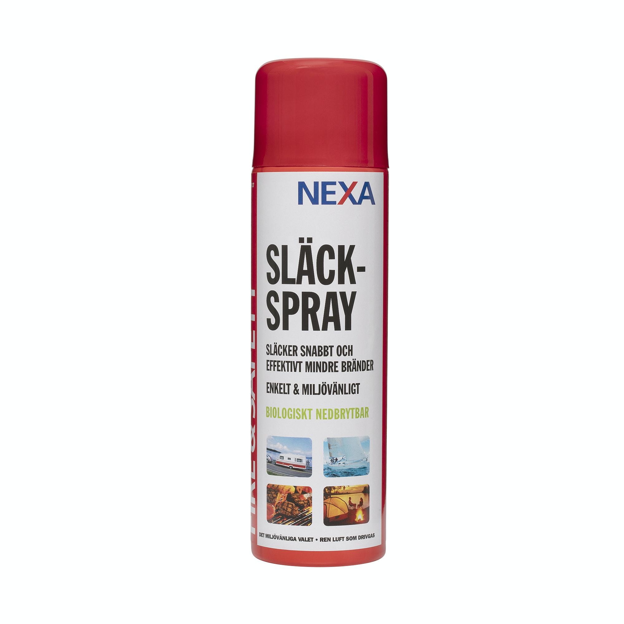 Släckspray Nexa 13455 Skum 0,4L