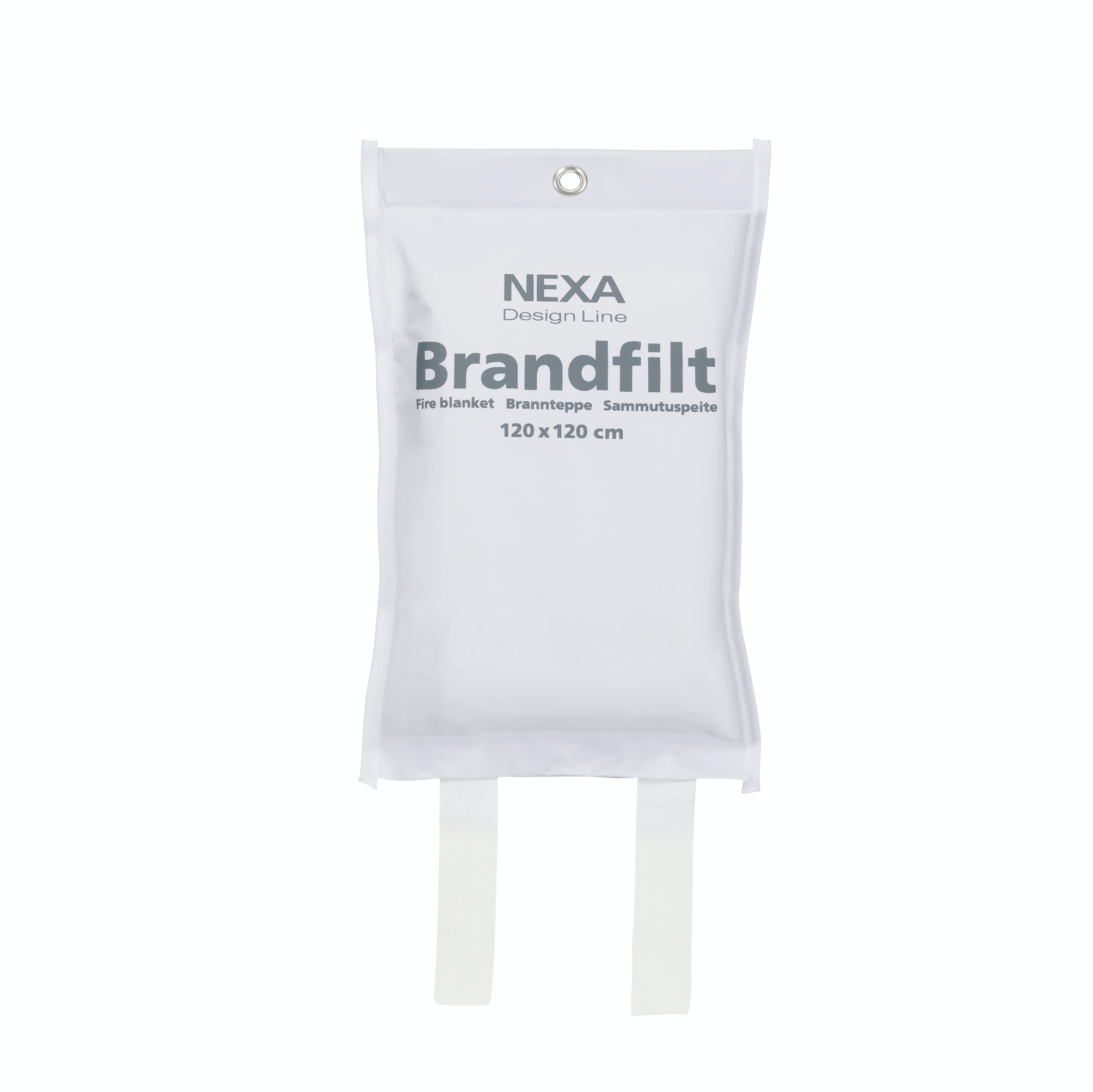 Brandfilt Nexa 13603 120X120cm Vit