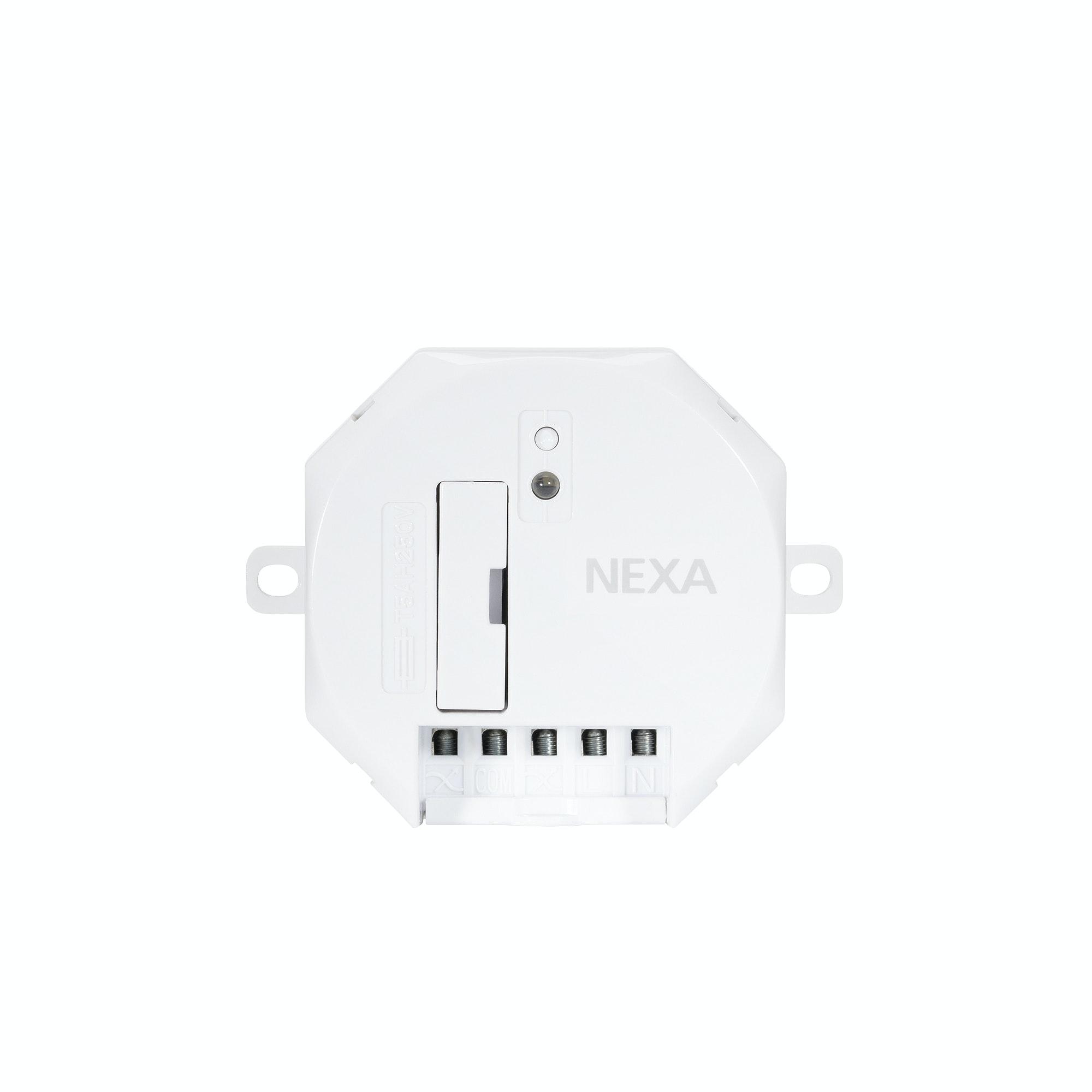 Markisstyrning Nexa EJLR-1000 Infälld Mottagare