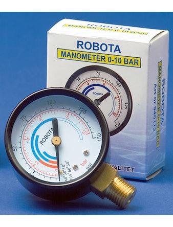 Manometer Robota Ned R8
