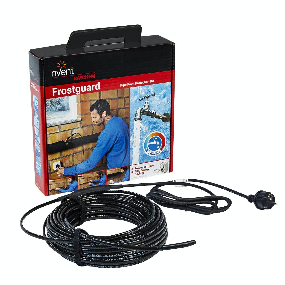 Värmekabel Frostguard T2 2M