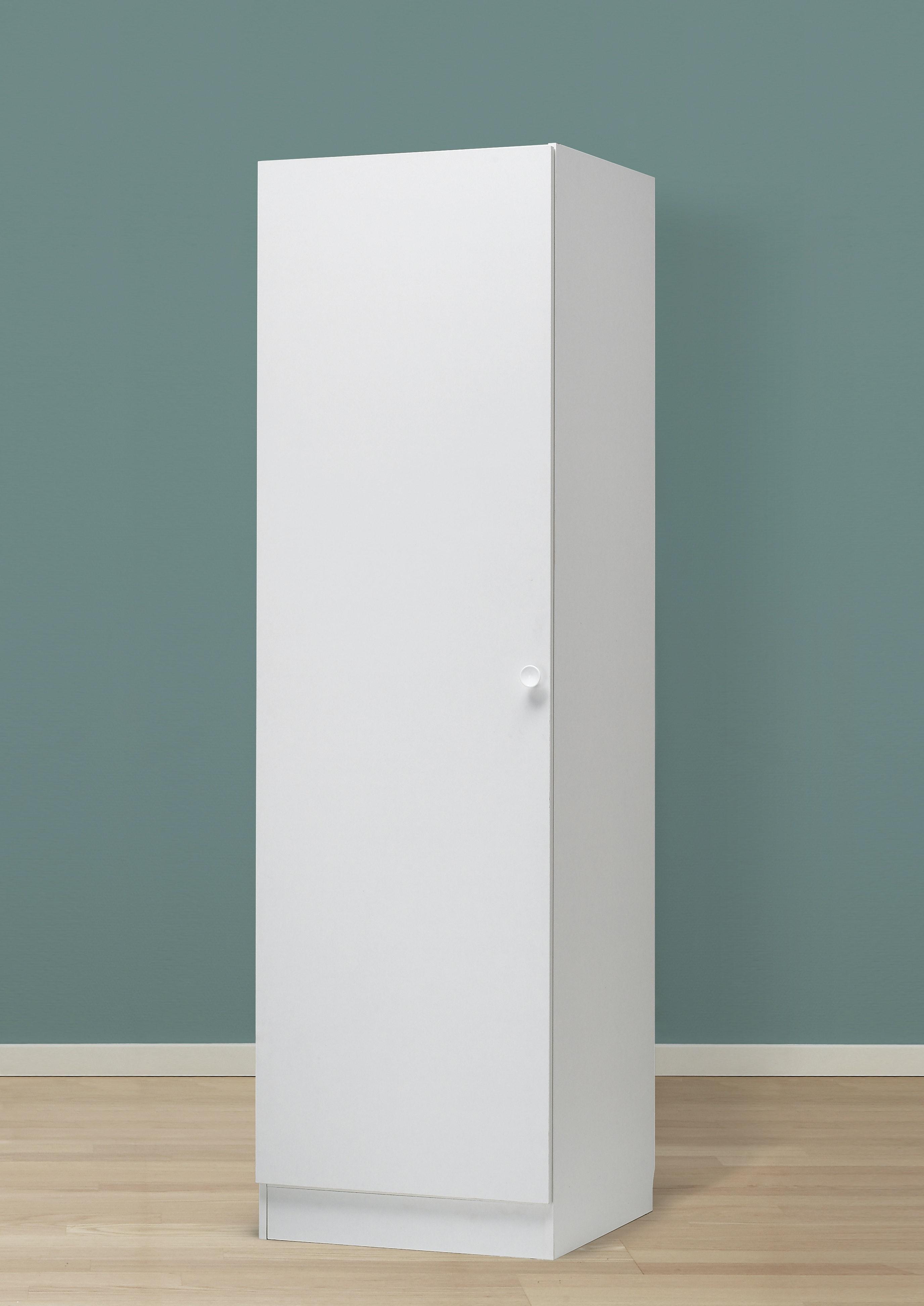 Garderob Nobia Vit 40X60X206cm