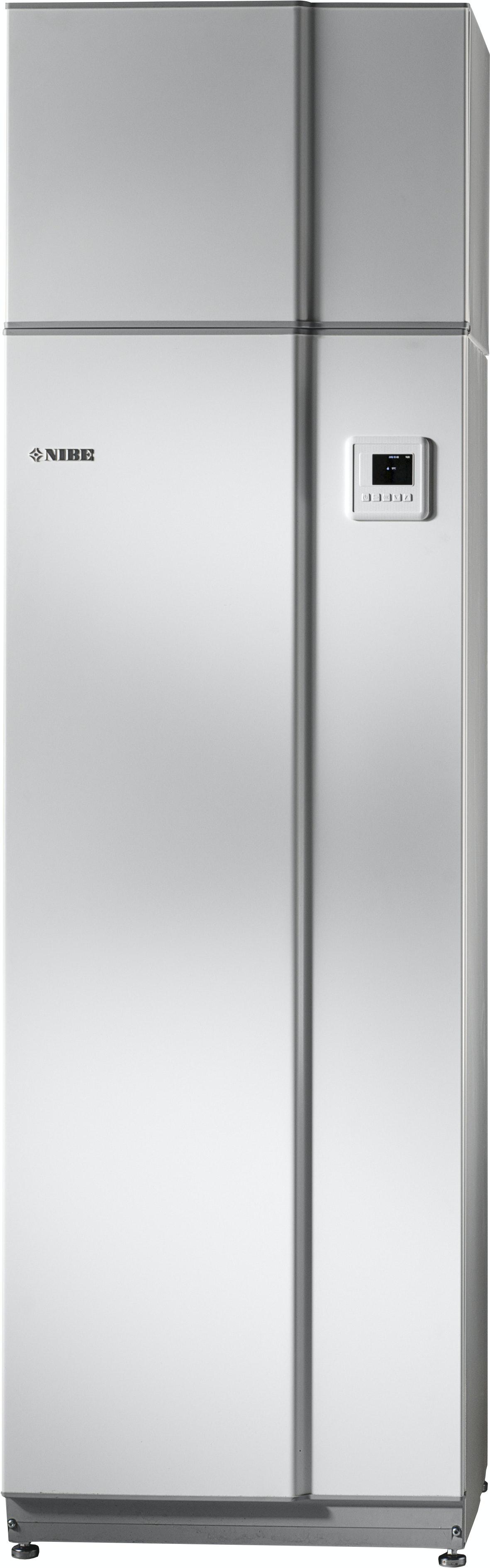 Frånluftsvärmepump Nibe F110 604x600x2071mm