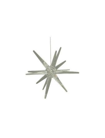 Stjärna Oriva Hängande Med Led 20cm