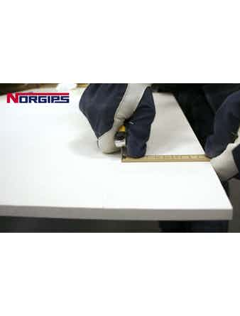 Humidboard Norgips 2.0 13mm 900x2500mm