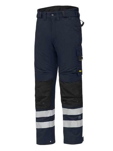 TALVITYÖHOUSUT SNICKERS ALLROUNDWORK 37.5® 6619 SININEN-MUSTA PITKÄ KOKO XL