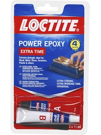 LIIMA LOCTITE POWER EPOXY EXTRA TIME 22ML