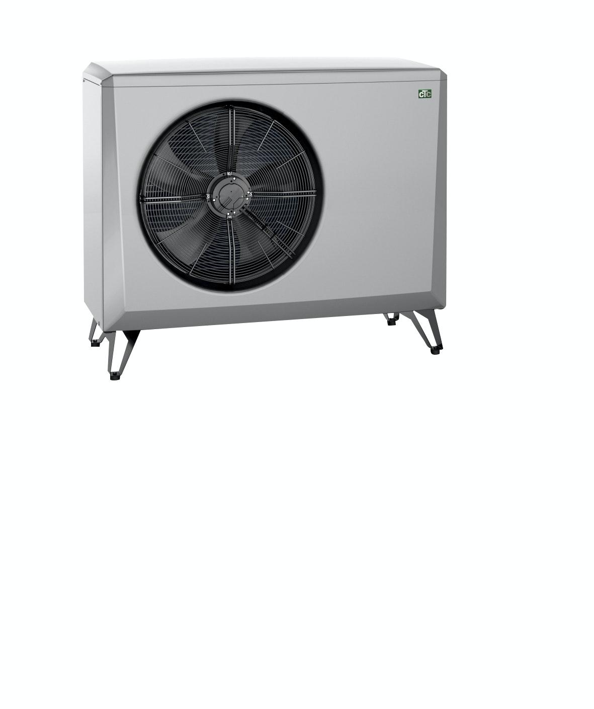 Luft-/Vattenvärmepump CTC Utedel Ecoair 410 A++