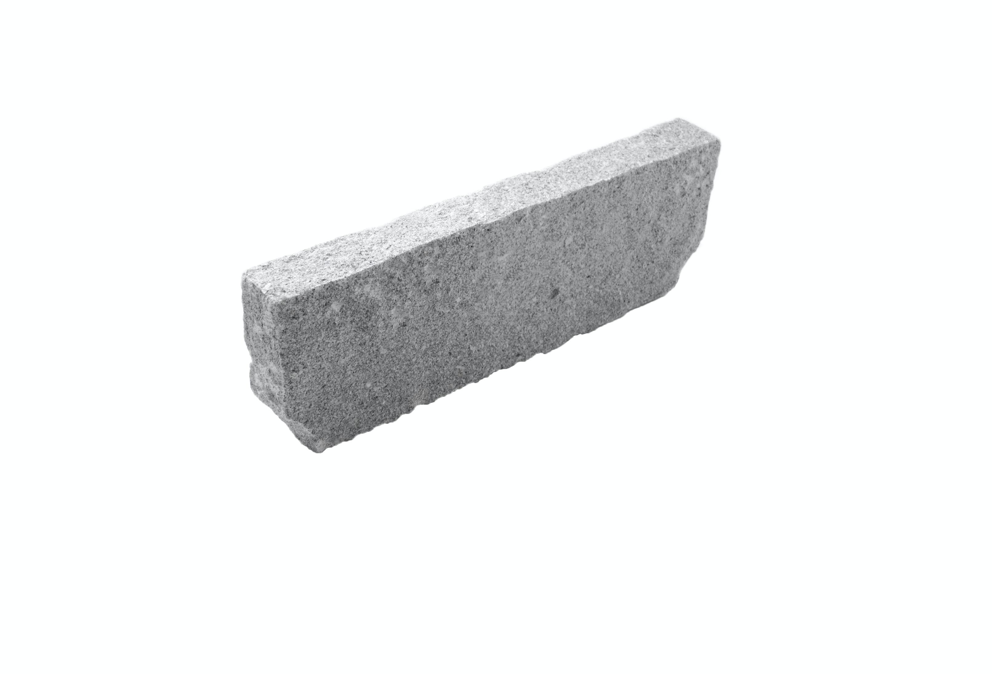 Trädgårdskantsten S:t Eriks Granit 75x200x500mm