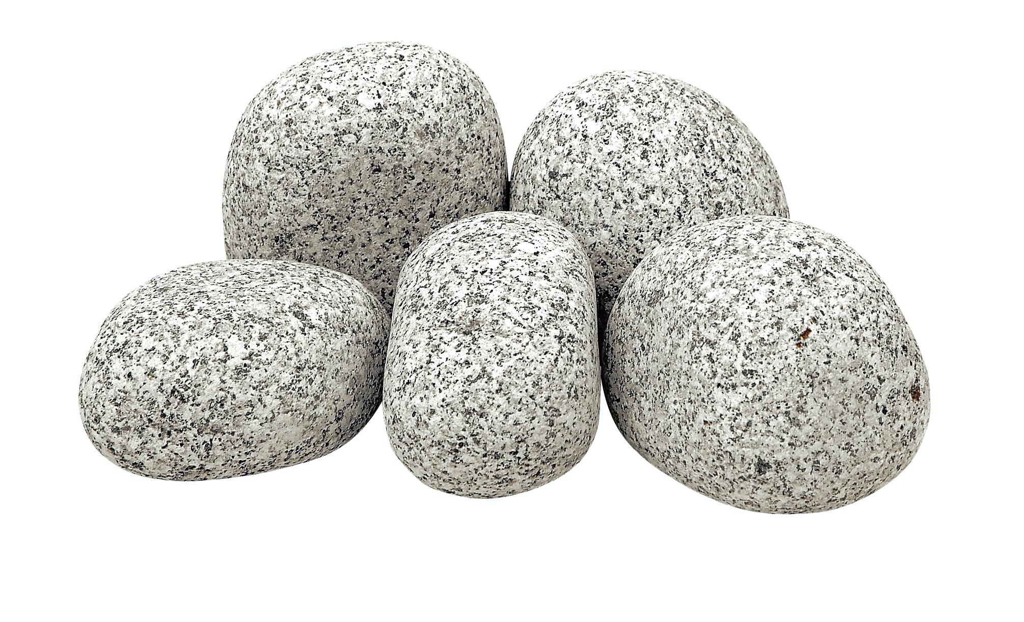 Dekorsten S:t Eriks Graniteballs Ljusgrå Fraktion 70-90mm 20kg