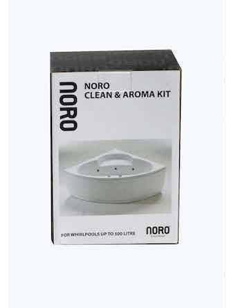 Klortabletter Noro Clean&Aroma-Kit För Massagebadkar