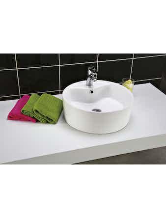 Tvättställ Noro Dove 460 Porslin