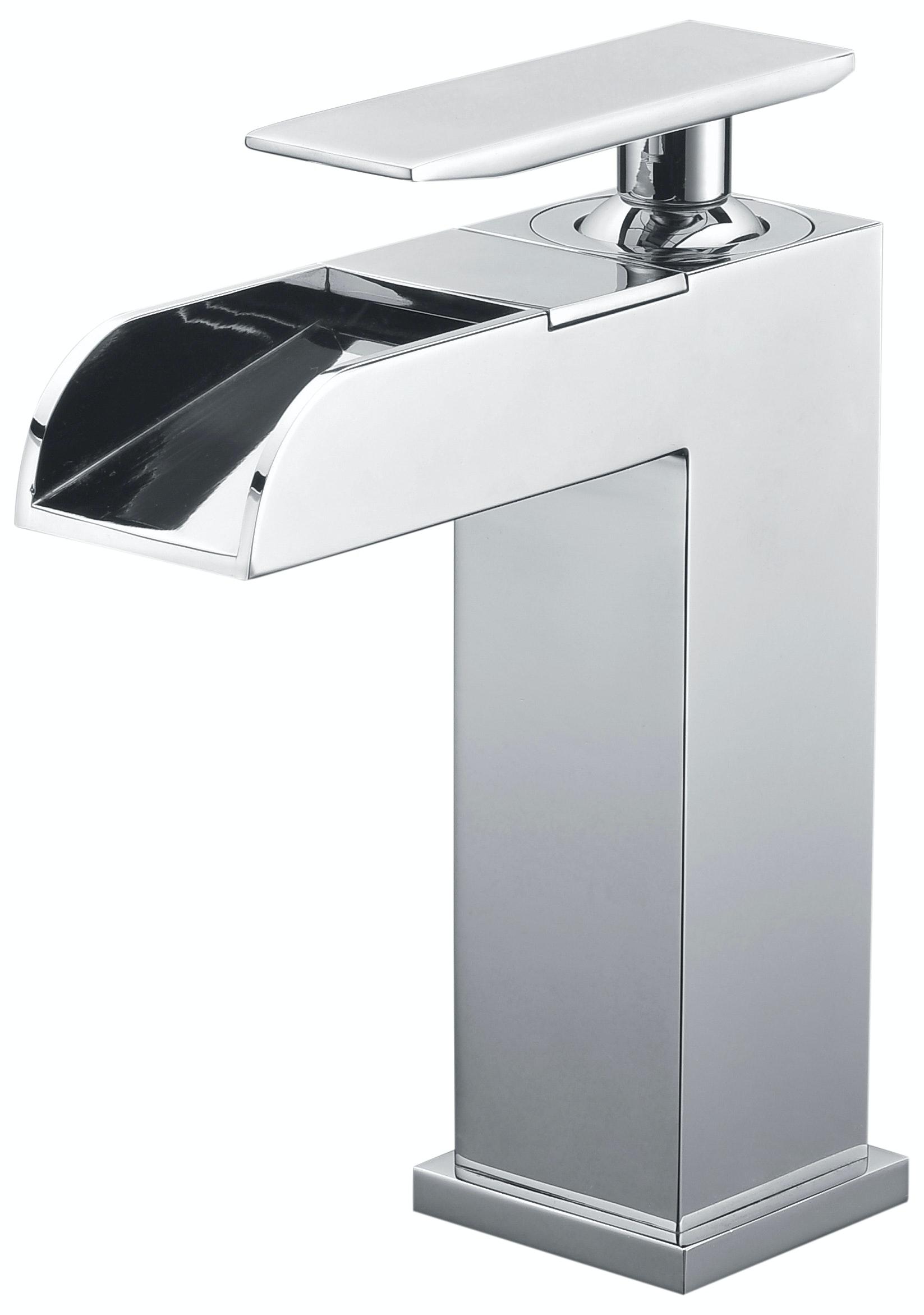 Tvättställsblandare Noro Shine L Krom