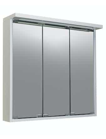 Spegelskåp Noro Alva 750 Mattvit