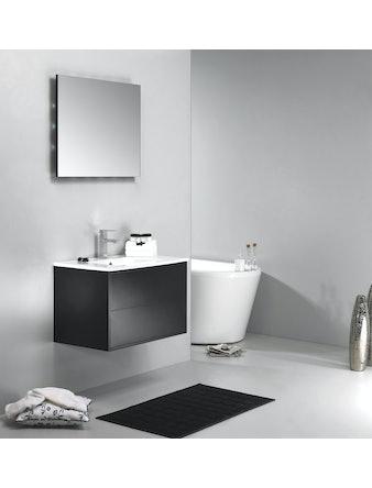 Tvättställsskåp Noro Avanti 750 Vit Högglans
