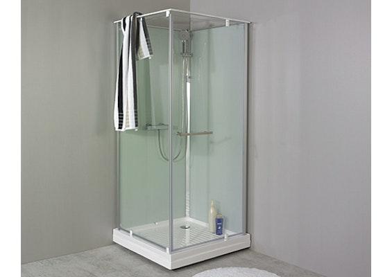 Icke gamla Duschkabiner, moderna dushlösningar från många varumärken - K-rauta HI-07