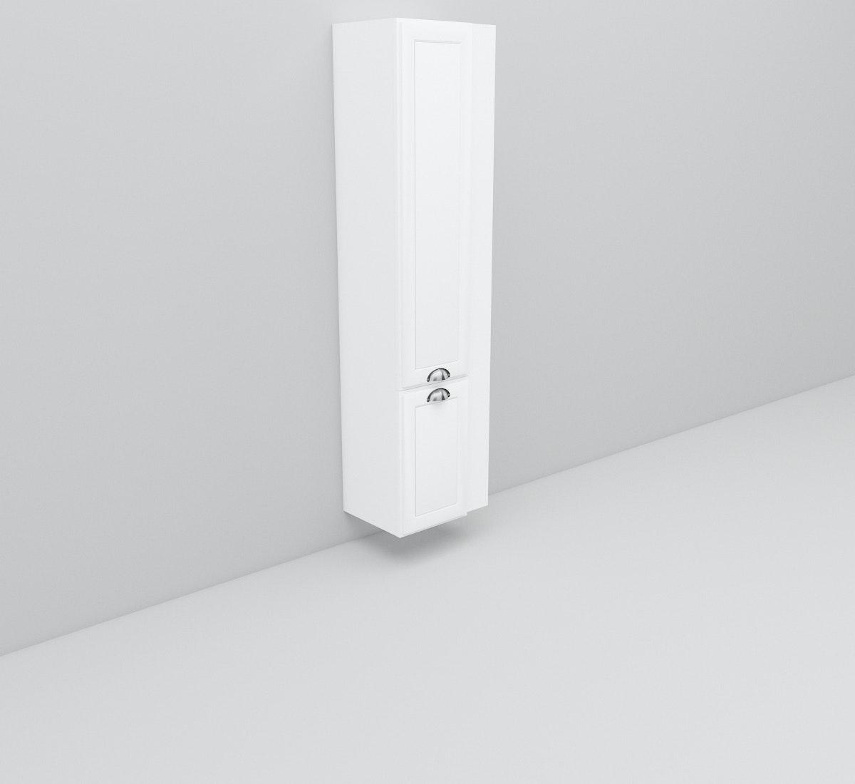Högskåp Noro Flexline 220.3 300 Vit