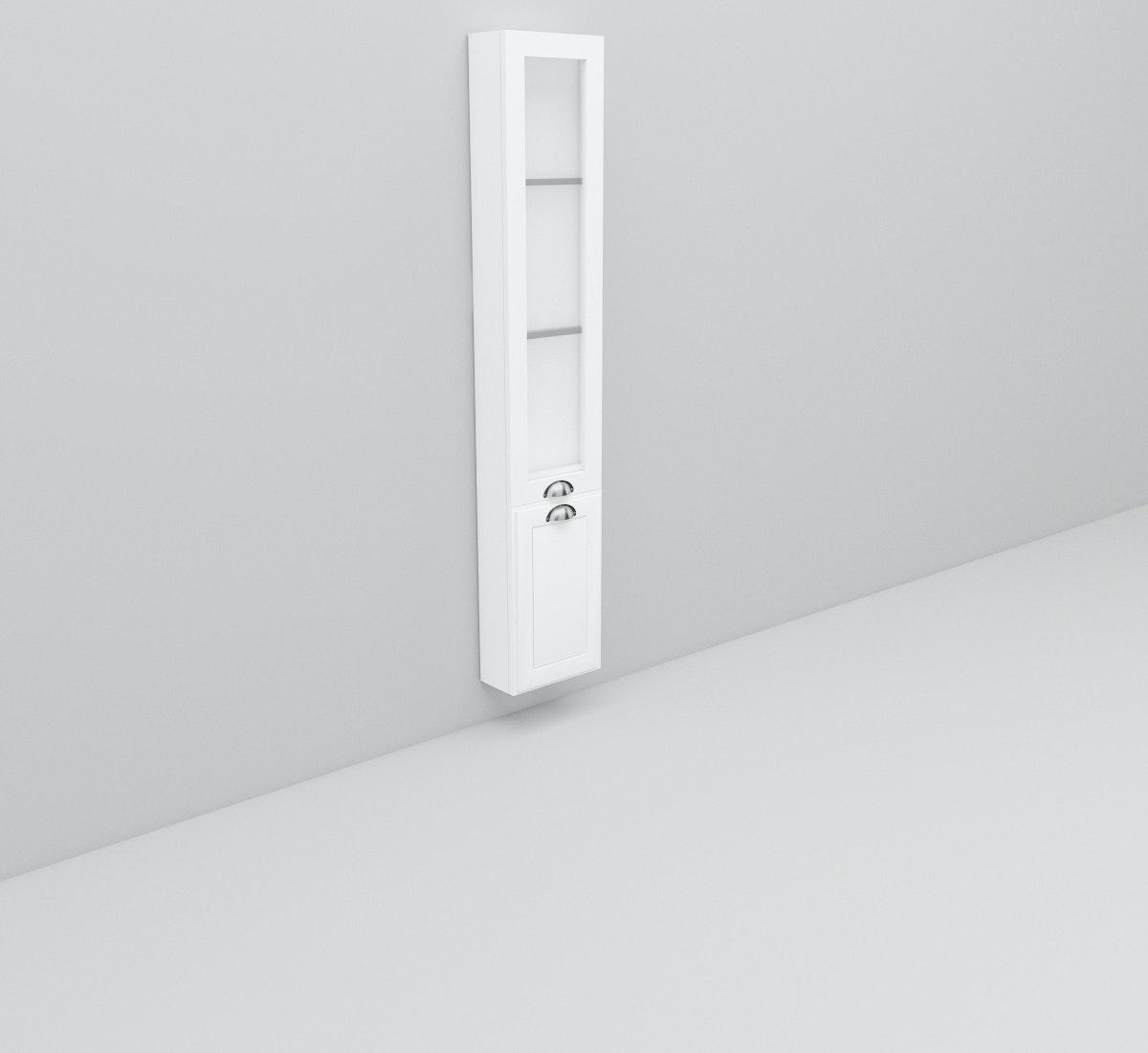 Högskåp Noro Flexline 222.3 300 Vit