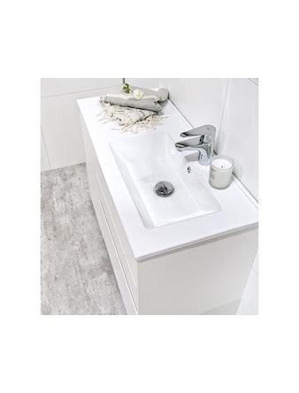 Tvättställ Noro Lifestyle Concept 900 Porslin Höger Låg Enkelho