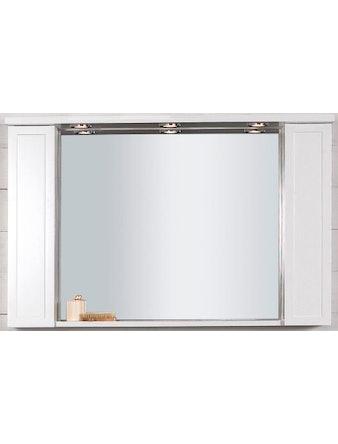Spegelskåp Noro Newport 105 Vit Matt
