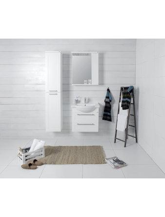 Tvättställsskåp Noro Newport Vit Matt 600mm
