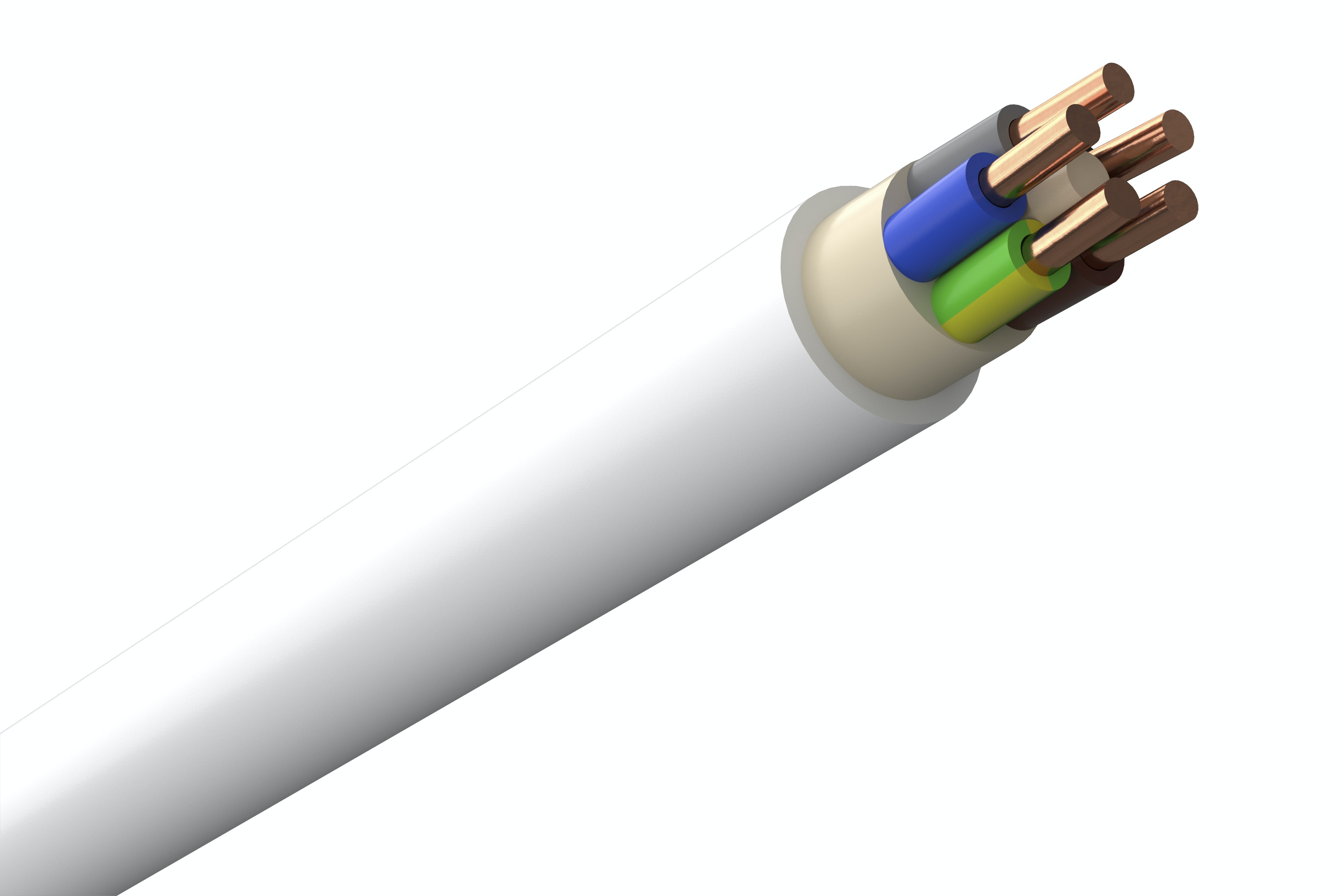 Kabel Amokabel Exq 5G2,5 Ring 25M