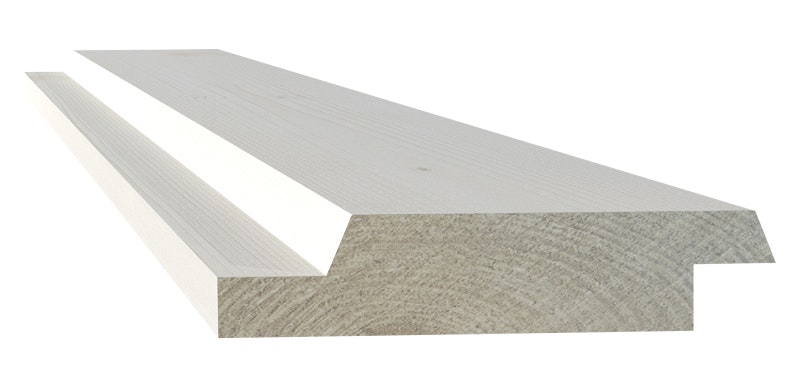 Z-Panel Grundmålad 22x145x5400mm