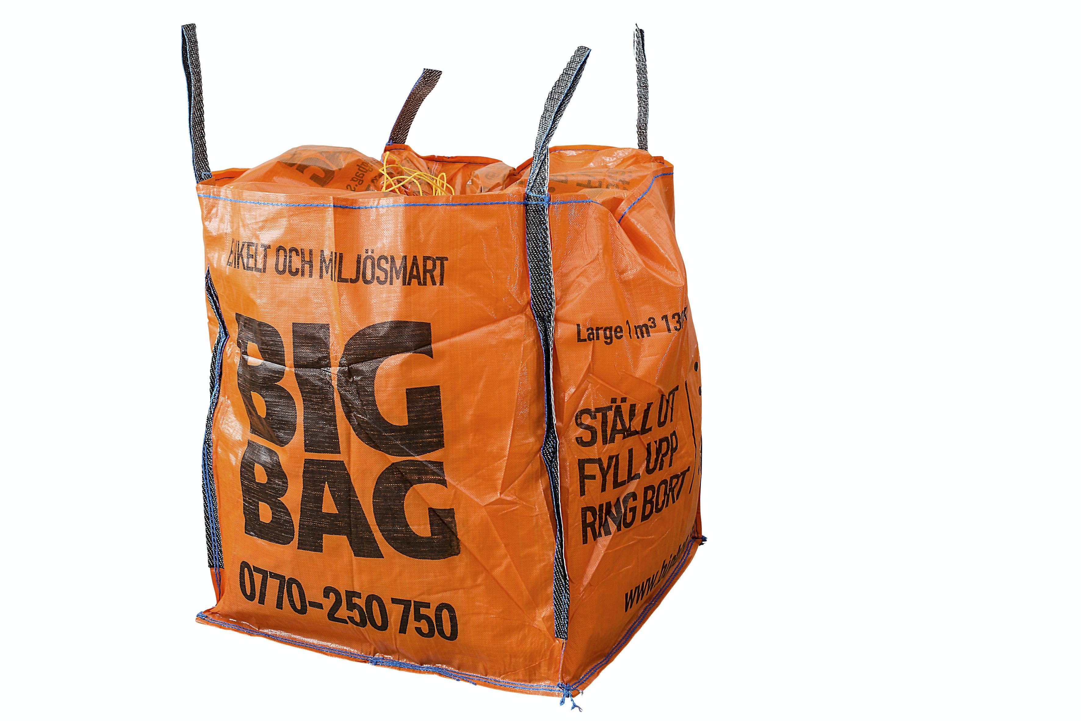Big Bag Säck Large / 1000 liter