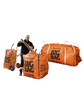 Big Bag Säck Small / 160 Liter