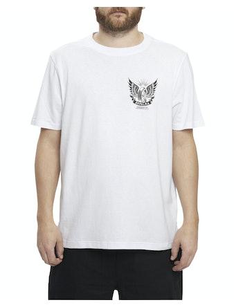 T-Shirt Depalma Thunder Road Vit M
