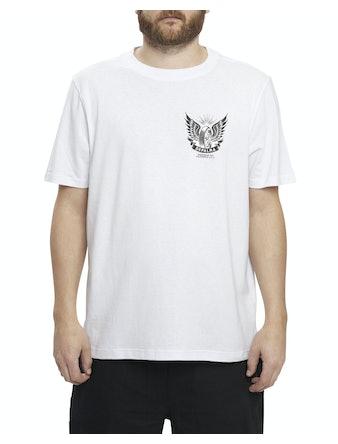 T-Shirt Depalma Thunder Road Vit L