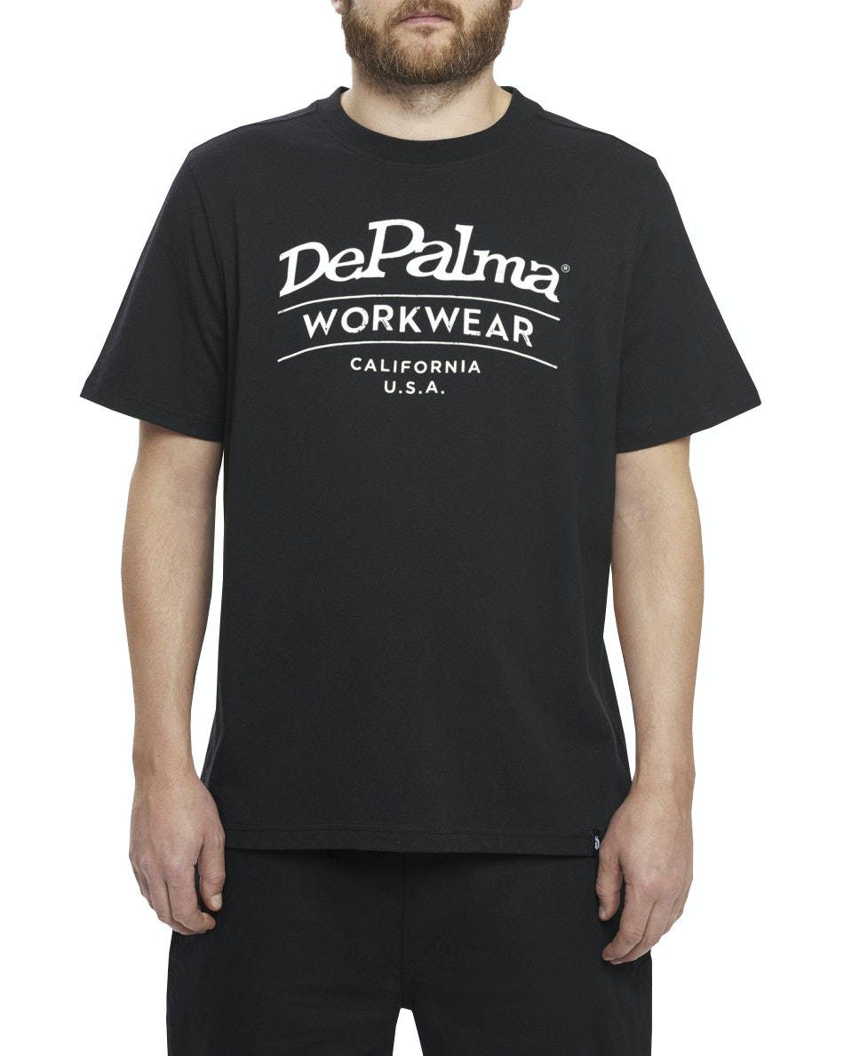 T-Shirt Depalma Pony Boy Svart S