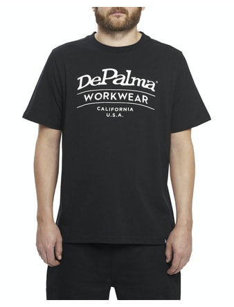 T-Shirt Depalma Pony Boy Svart M