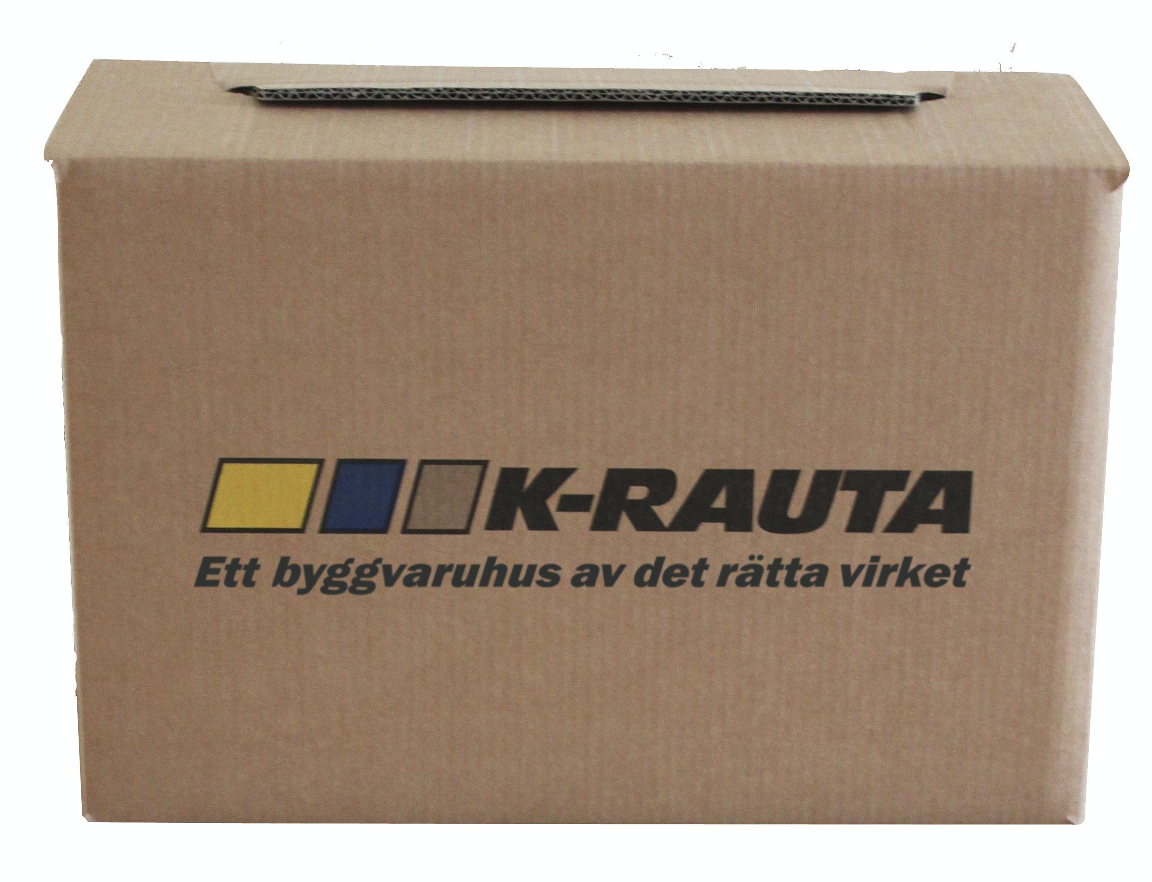 Flyttlåda K-rauta Stor 58x42x33