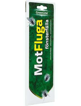 Flugfälla Fönster Motfluga 10-Pack