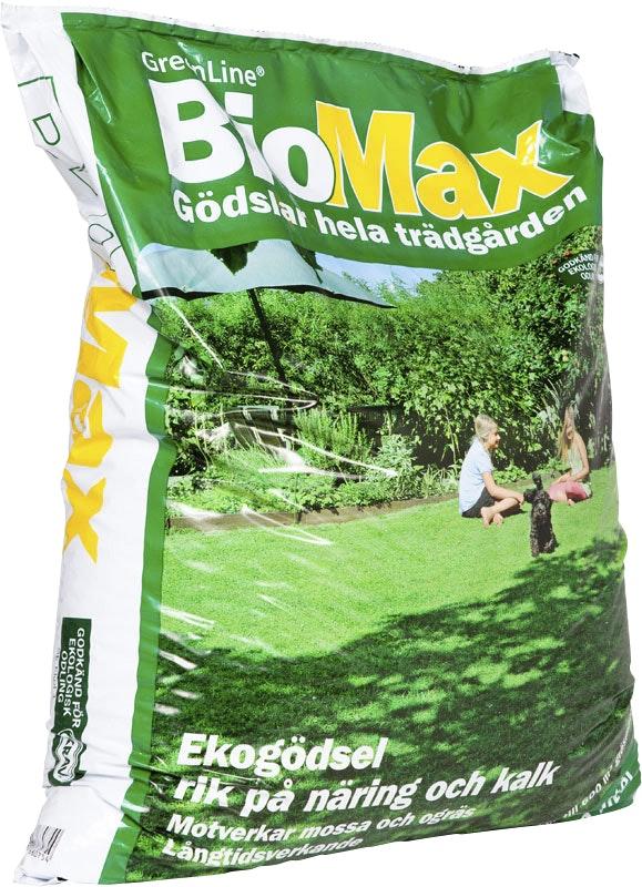 Gödsel Miljöcenter Green Line Biomax 20L Helorganisk