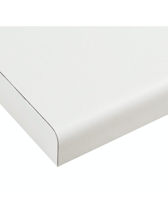Bänkskiva Laminat LG Collection Easy Kristall Vit PFVHB 3020x610x30mm