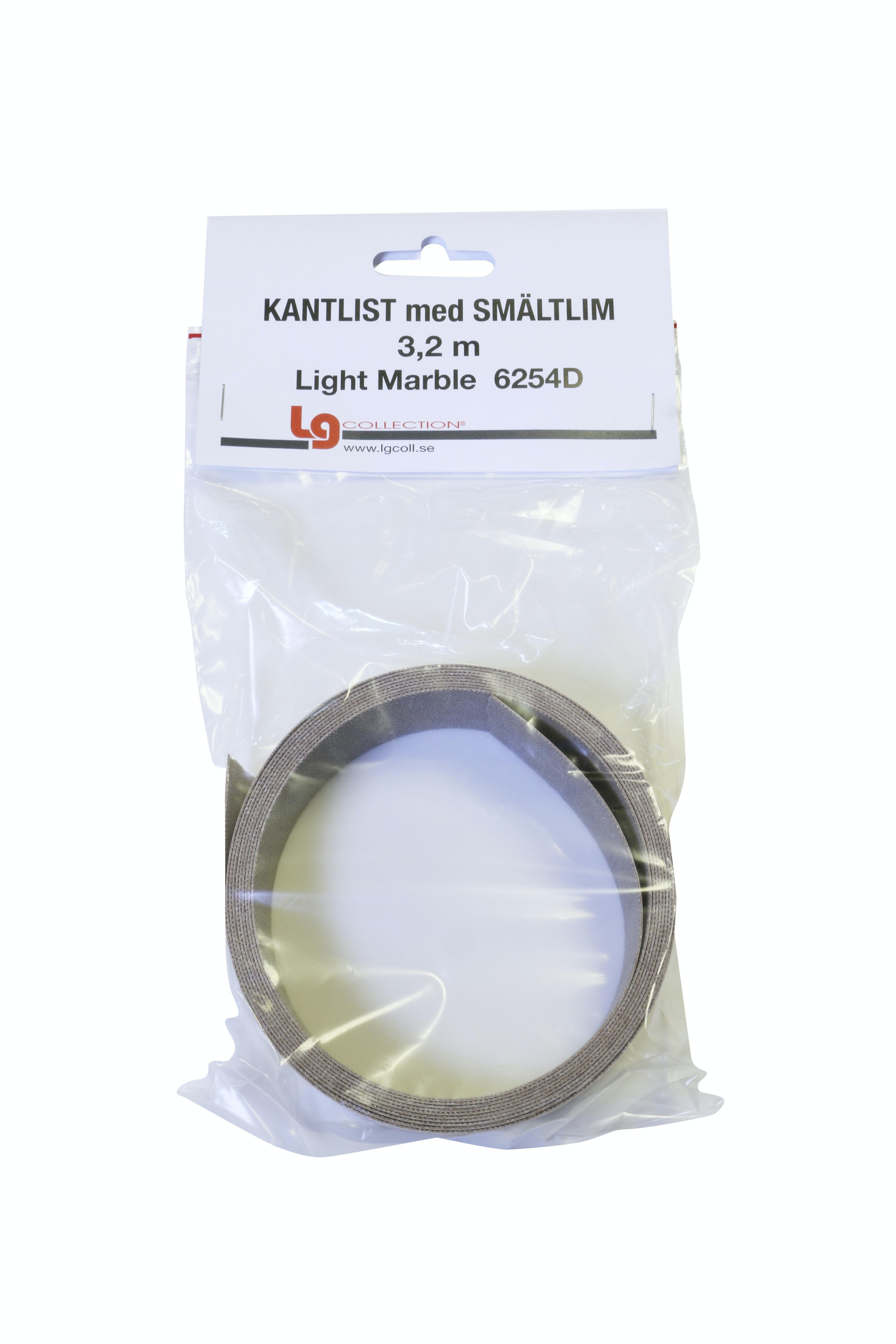 Kantband Sm 3,2m Ligth Marble Tc