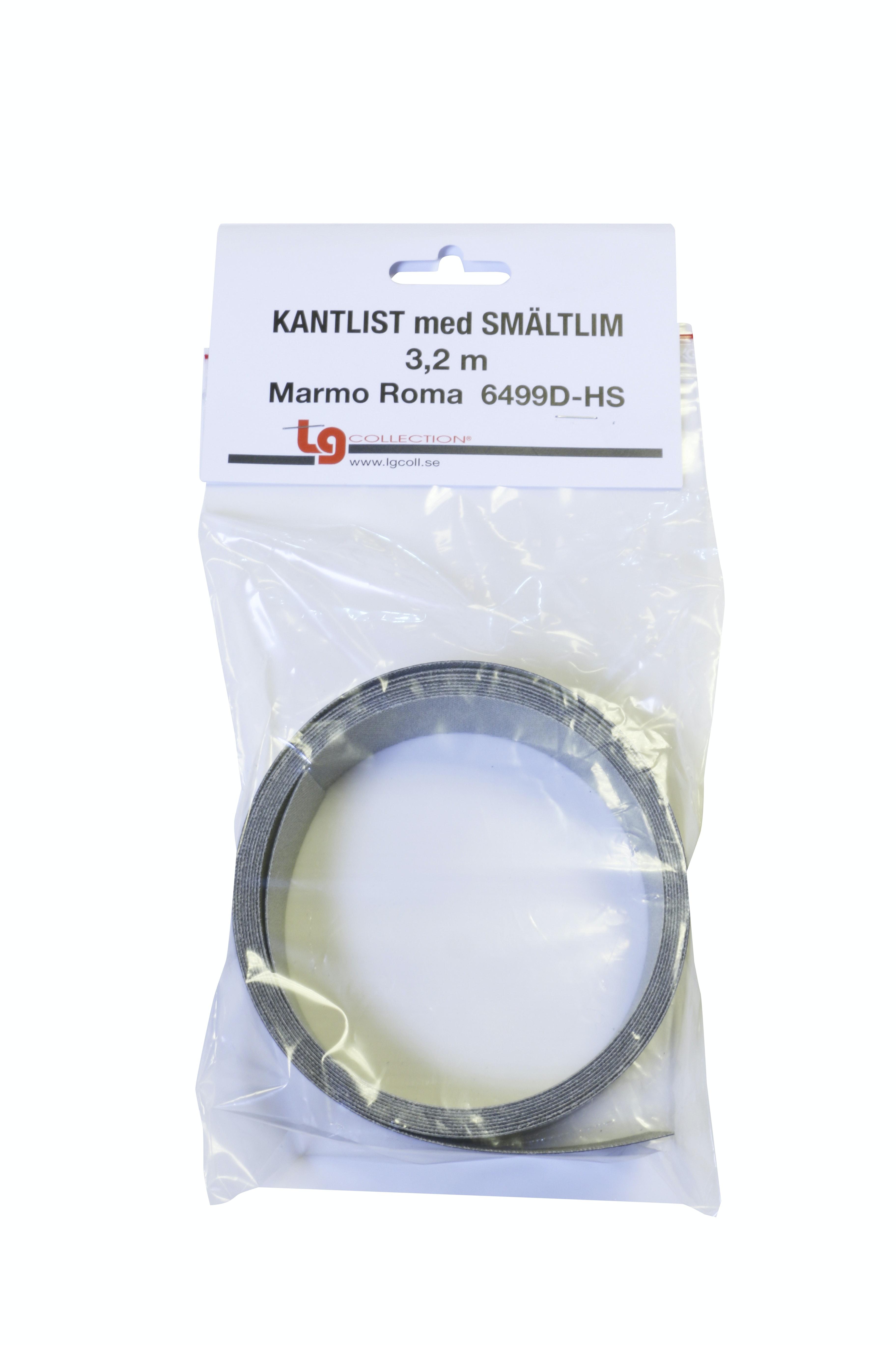 Kantband Sm 3,2m Marmo Roma Hs