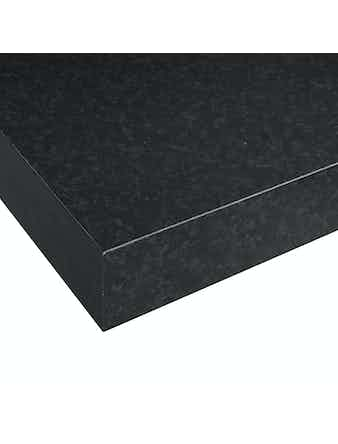 Bänkskiva Laminat LG Collection Easy Black Brazil Rak FBVH 3020x635x39mm
