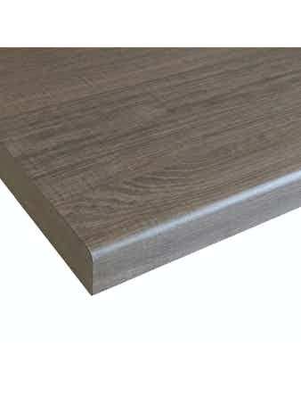 Bänkskiva Laminat LG Collection Easy Brown Santana Oak PFVHB 3020x610x30mm