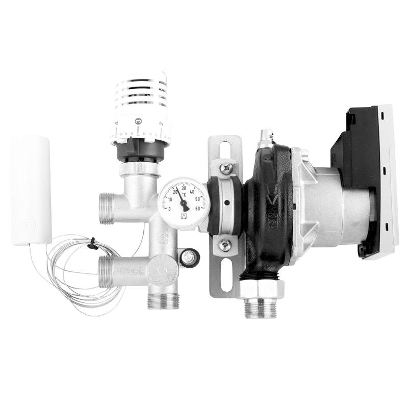 Shunt FS 36 mini Reglering av Vattentemperatur
