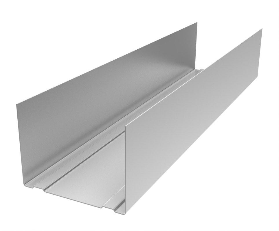 Innerväggsprofil Norgips Skena Sk45/55 3000mm