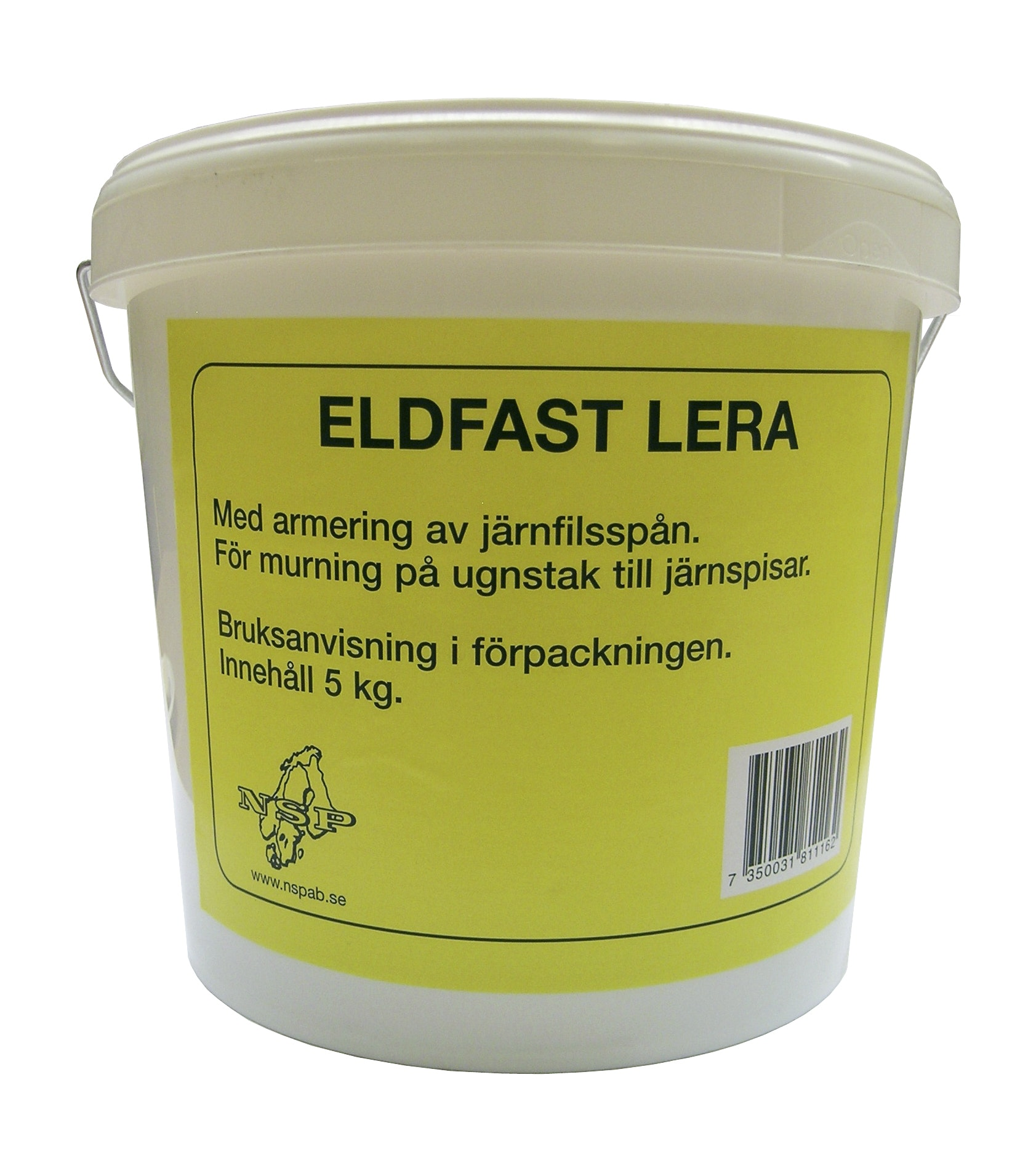 Lera Nsp Eldfast 5Kg