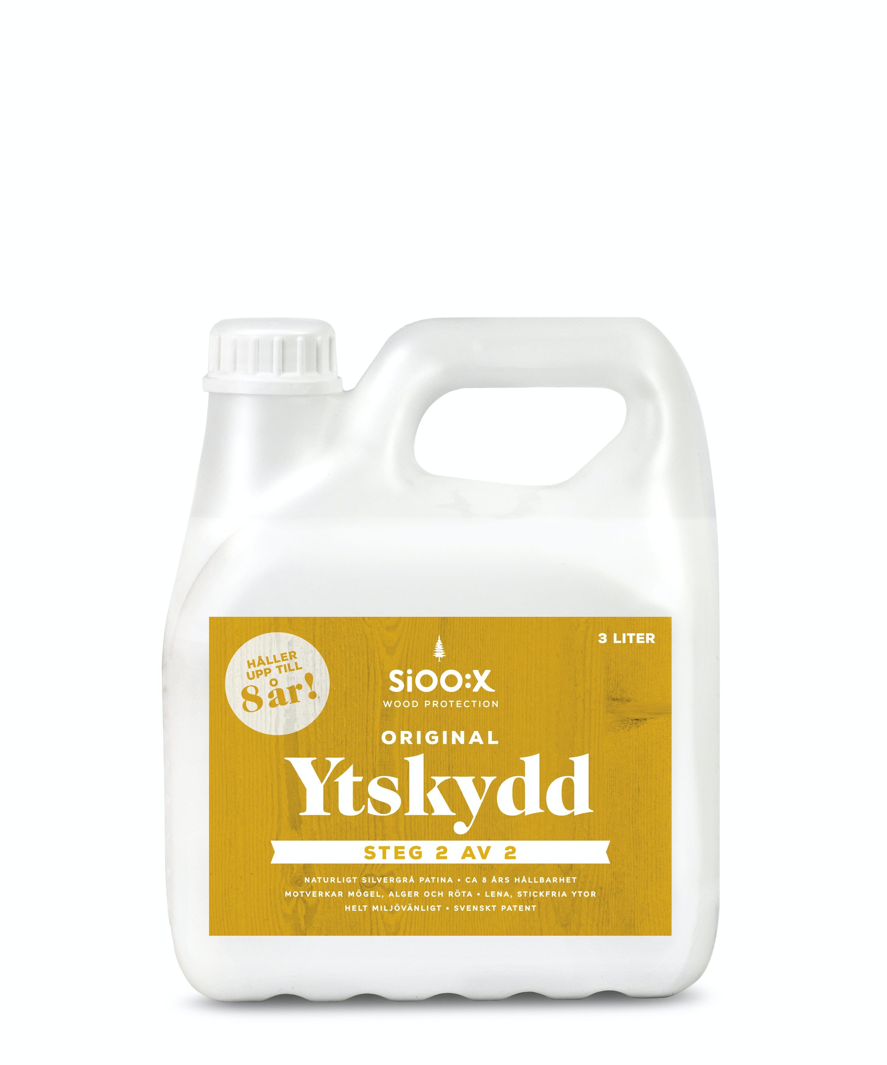 Ytskydd Sioo:x Original Steg 2 3l